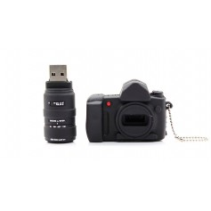 Digital Camera Style USB Flash/Jump Drive (4GB)