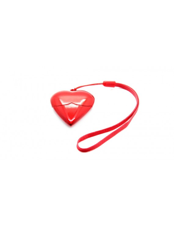 Heart Shaped USB Flash/Jump Drive