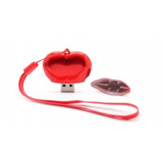 Heart Shaped USB Flash/Jump Drive