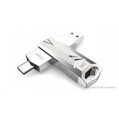 DM PD098 Portable USB 3.0/USB-C Flash Drive (64GB)