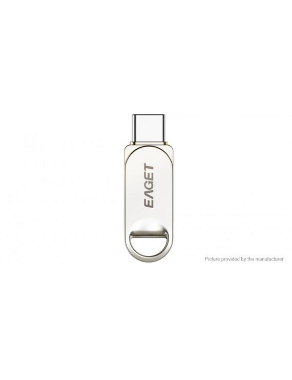 Authentic Eaget CU30 USB 3.0/USB-C Flash Drive (64GB)