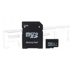 32GB microSDHC Memory Card w/ SD Card Adapter