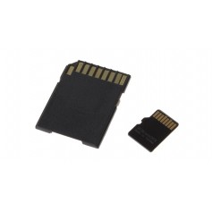 32GB microSDHC Memory Card w/ SD Card Adapter