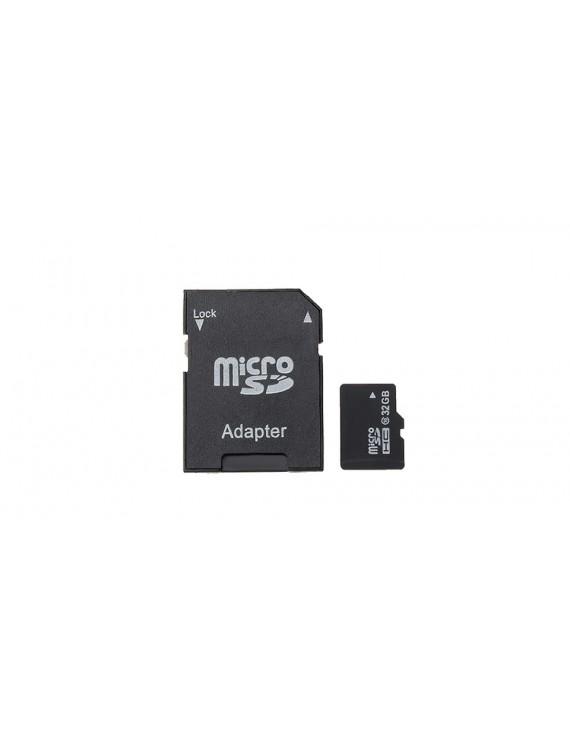 32GB microSD Memory Card w/ SD Card Adapter