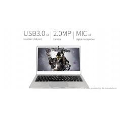 """Authentic Jumper EZbook 3L Pro 14"""" IPS Quad-Core Laptop (128GB/US)"""