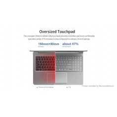 "Authentic TECLAST F15 15.6"" IPS Quad-Core Notebook (256GB/EU)"