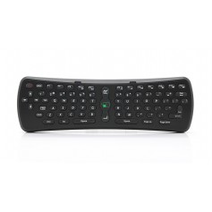2.4GHz Mini Handheld Wireless Keyboard with Integrated Mouse