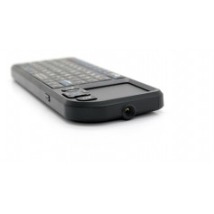 3-in-1 Multi-function 2.4GHz Mini Wireless QWERTY Keyboard with Touchpad