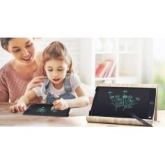 "BDF 12"" LCD E-Note Paperless Writing Tablet Digital Kid Drawing Pad"