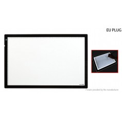 HUION A2 Ultra Thin 26.8'' LED Light Tracing Board Animation Pad (EU)